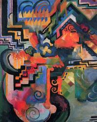 Hommage à Jean-Sébastien Bach, 1912