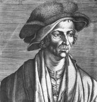 Albrecht Dürer. Portrait de Joachim Patinir (1521)
