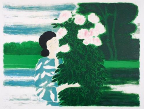 André Brasilier. Les roses de septembre (1979)