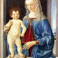 Andrea del Verrocchio. Vierge à l'Enfant (1475)