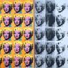 Andy Warhol. Diptyque Marilyn (1962)