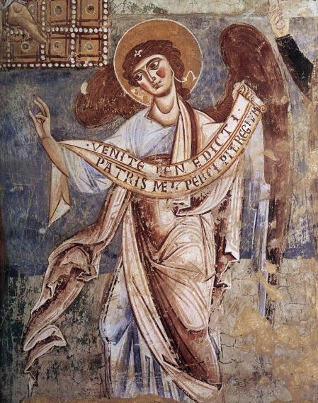 Ange du Jugement dernier (v. 1080)