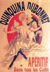 Chéret. Quinquina-Dubonnet (1895)