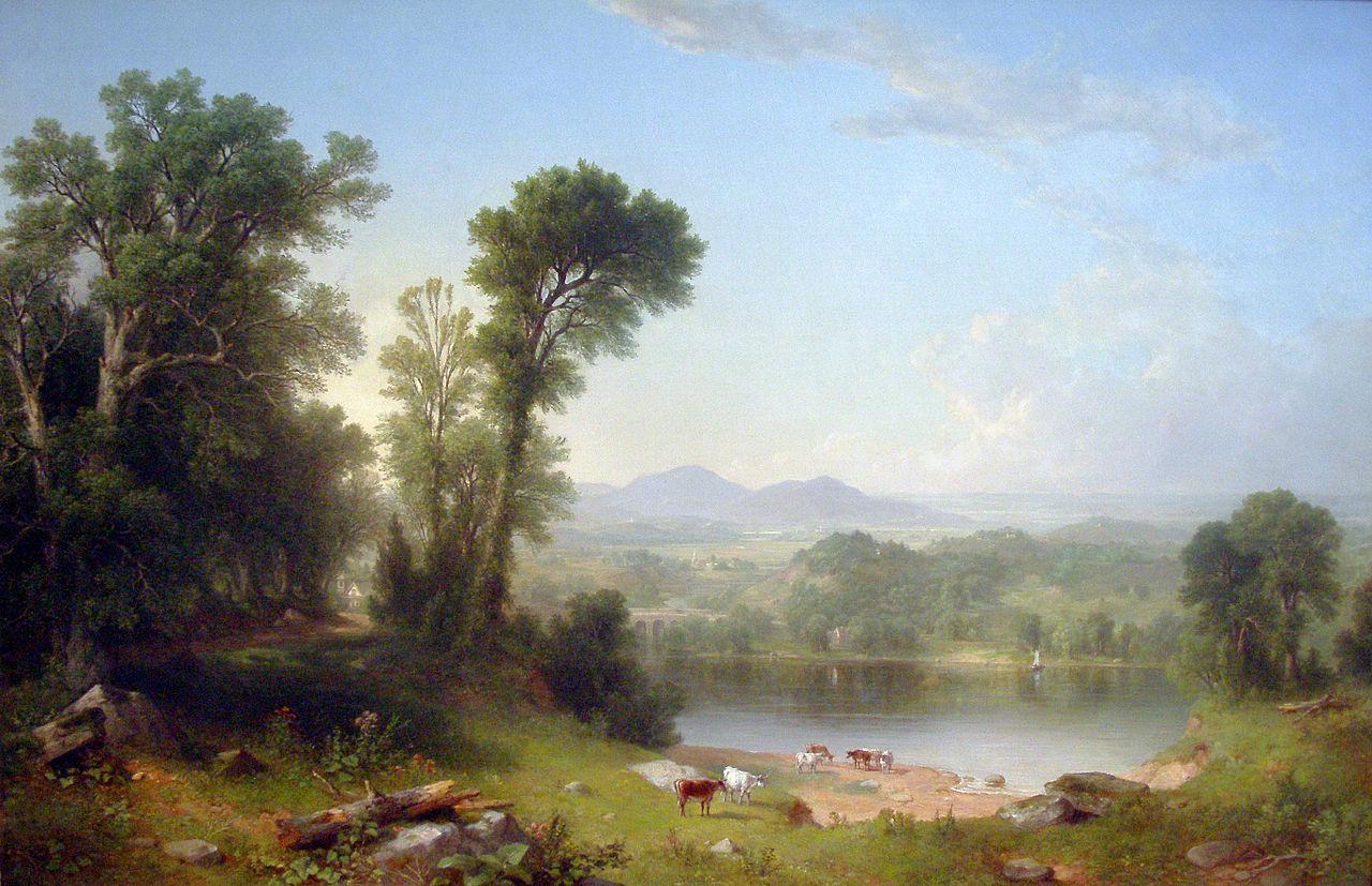 Histoire De La Peinture De Paysage Au 19e Si Cle