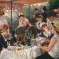 Auguste Renoir. Le déjeuner des canotiers (1881)