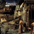 Bellini. Saint François en extase (1480-85).