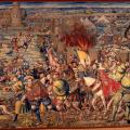 Bernard van Orley. L'invasion du camp français (1525-31)