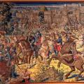 Bernard van Orley. La capture de François 1er (1525-31)