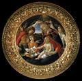 Botticelli. La Madone du Magnificat (v. 1481)