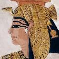 Boucles d'oreilles de Néfertari (v. -1250)