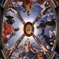 Bronzino. Chapelle d'Eléonore de Tolède, voûte (1440-45)