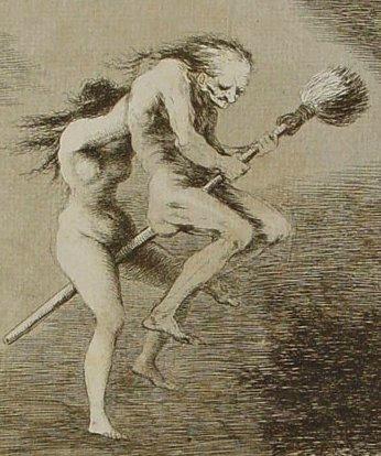 Caprices de Goya (1799)