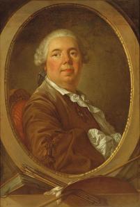 Carle van Loo. Autoportrait (avant 1765)