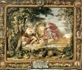 Charles Le Brun. Les saisons : l'automne (tapisserie, 1664)