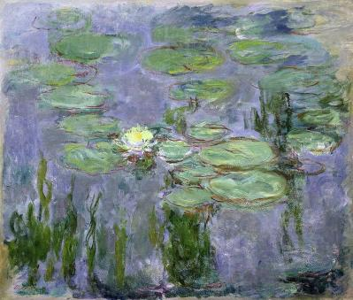 Claude Monet. Nymphéas (1915)
