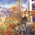 Claude Monet. Villas à Bordighera (1884)