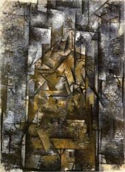 Braque. Toits à Céret, 1911