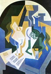 Juan Gris. Bâle, 1919