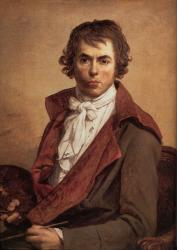 David. Autoportrait (1794)