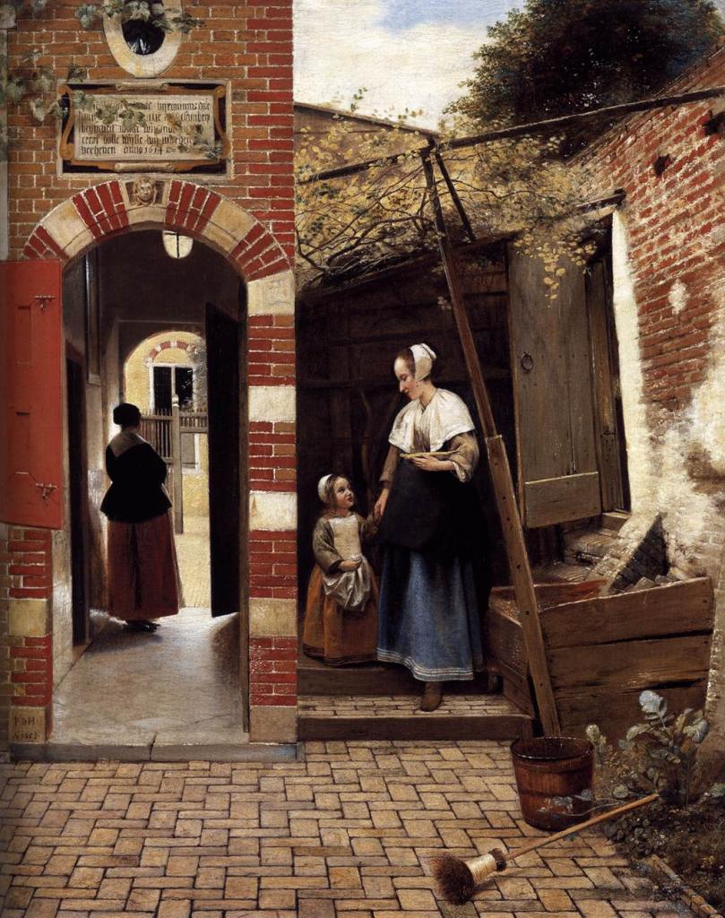 Biographie et œuvre de Pieter de Hooch