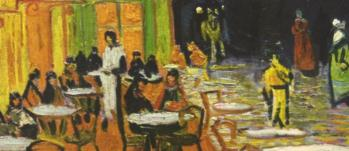 Détail, personnages  et tables (1888)