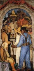 Diego Rivera. Mort du capitalisme (1928)