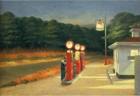 Edward Hopper. Essence (1940)