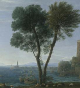 L'olivier et le palmier