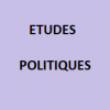 Etudes politiques