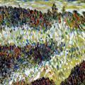 Bleyl. Paysage de dunes, 1907