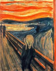 Munch. Le Cri,1893