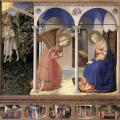 Fra Angelico. L'Annonciation (1430-32)