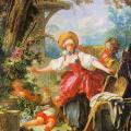 Fragonard. Colin-maillard, 1770