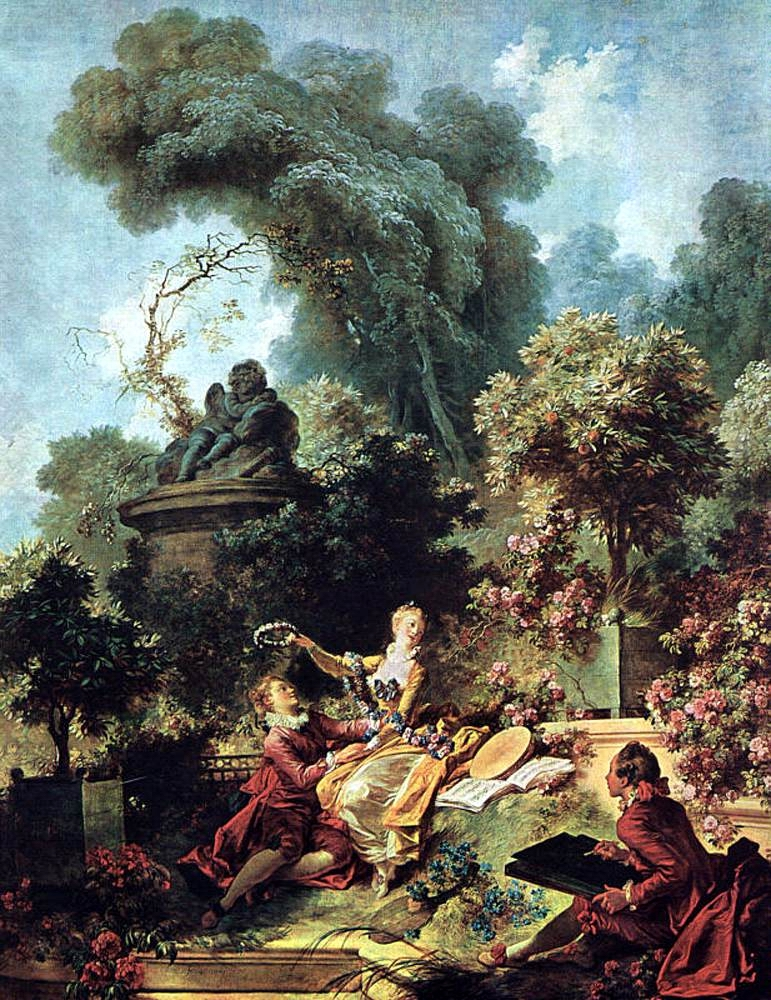 jean honoree fragonard art analysis of the swing An oil painting on canvas by paul schaaphaus after an original painting titled the swing by well-listed artist jean-honore fragonard (1732-1806) the original painting is currently housed at the wa.