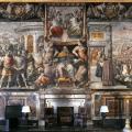 Francesco Salviati. Célébration de la famille Farnèse (1552-58)