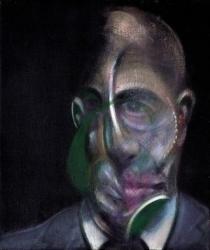 Francis Bacon. Michel Leiris (1976)