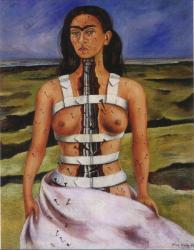 Frida Kahlo. La colonne brisée (1944)