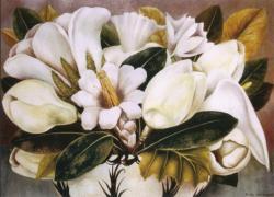Frida Kahlo. Magnolias (1945)