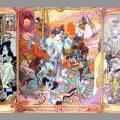 Georges de Feure. La Porte des rêves (1899)