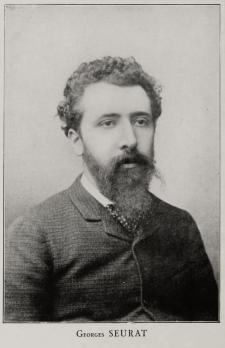 Georges Seurat en1888
