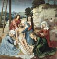 Gérard David. Lamentation (1500-10)