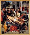 Gérard David. Le jugement de Cambyse, panneau droit (1498)