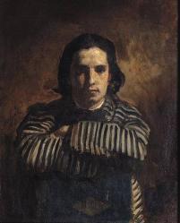 Gilbert de Séverac. Claude Monet (1865)