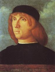 Giovanni Bellini. Autoportrait (date incertaine)