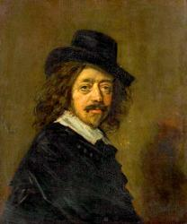 Copie d'un autoportrait, original perdu (vers 1650)