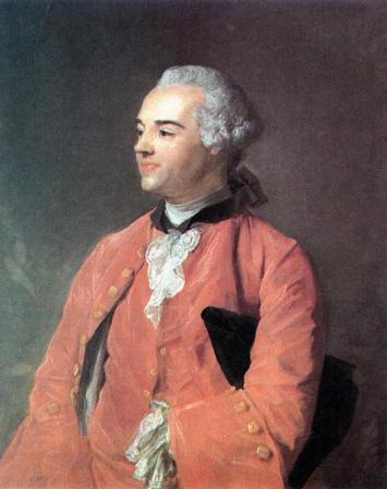 Jean-Baptiste Perronneau. Jacques Cazotte (1760-65)