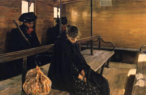 Joaquín Sorolla. Une autre Marguerite ! (1892)