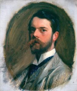 John Singer Sargent. Autoportrait (1886)