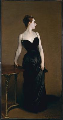 John Singer Sargent. Madame X (1883-84)