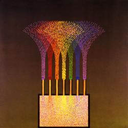 Julio Le Parc. Alchimie 42 (1989)